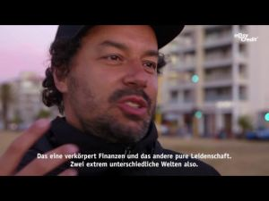 "Kampagne: easyCredit ""Wahrgemacht - Making of"""