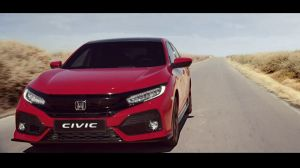 "Kampagne: New Honda Civic Advert: ""Up"""