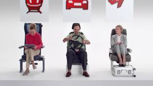 Kampagne: Deutsche Bahn - Der etwas andere Verkehrsmittelvergleich