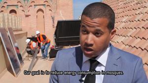 Kampagne: GIZ: Grüne Moscheen für die Energiewende. 2017