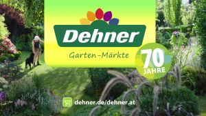 Kampagne: Dehner - 70 Jahre Gartenglück