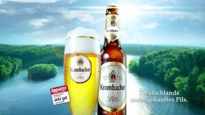 Kampagne: Krombacher TV-Spot 2013