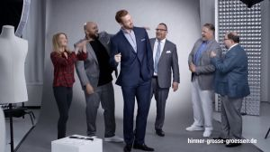 Kampagne: Hirmer Große Größe