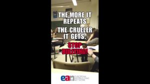 Kampagne: Ogilvy & Mather - Escalating GIF's against Bullying