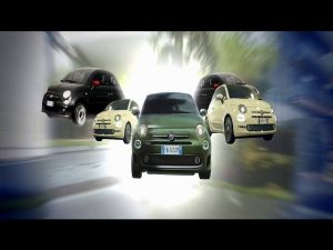 Kampagne: Fiat 500 at 60 - Forever Young