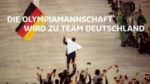 Kampagne: Deutscher Olympischer Sportbund - Team Deutschland