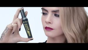 Kampagne: Volume Shake Mascara feat Cara Delevingne | Rimmel London | #LiveTheLondonLook