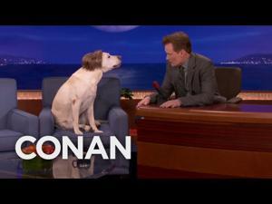 Kampagne: Ryan Gosling bei Conan O'Brien