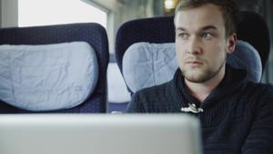 """Kampagne: Deutsche Bahn """"'ToleranzZeit'"""