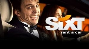 Kampagne: Sixt UK - DRIVE SMUG - The Affair