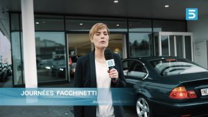 Kampagne: BMW Facchinetti