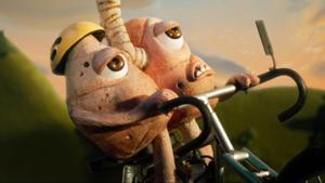 Kampagne:  Little Lungs in a Great Big World: Bike