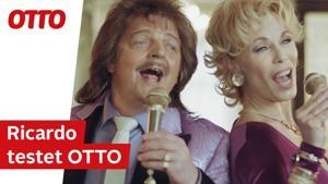 """Kampagne: Otto """"Ricardo testet Otto (erneut)"""" 2017"""