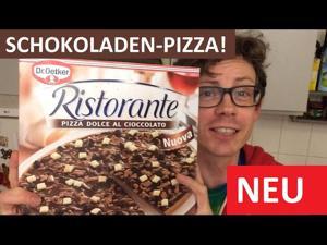 Kampagne: Dr. Oetker Schokopizza Produkttest