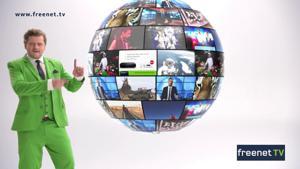 Kampagne: Freenet TV ist endlich da
