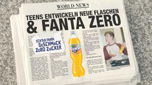 Kampagne: Fanta Österreich - Teen Marketing Officer