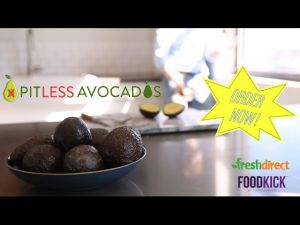Kampagne: FreshDirect - Pitless Avocados Only at FreshDirect