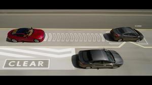 Kampagne:  2018 Lexus LC: Lane Valet