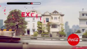 Kampagne: Coca-Cola SnapSkate 2