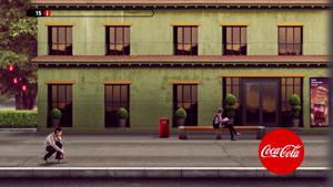 Kampagne: Coca-Cola Snapskate Gameplayvideo