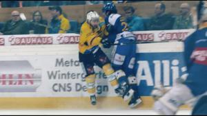 "Kampagne: ""Bandenbingo"" - FCB Zürich für Hockey Club Davos"