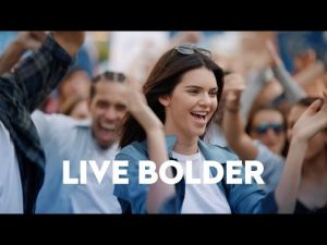 Kampagne: Pepsi - Live For Now Moments mit Kendall Jenner