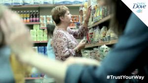 Kampagne: Discover NEW Baby Dove Ad