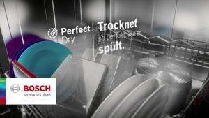 "Kampagne: Bosch PerfectDry TV Spot 20"""