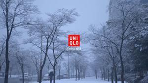 Kampagne: Uniqlo - Heat Tech Window Case Film