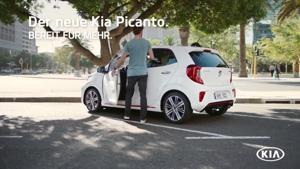 Kampagne: Kia Picanto Rückwärtskamera
