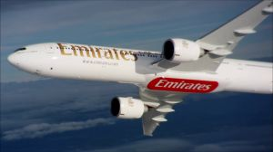 Kampagne: Emirates: Fly the friendly skies with a real airline