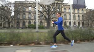 Kampagne: Philipp Pflieger: Race the Tube