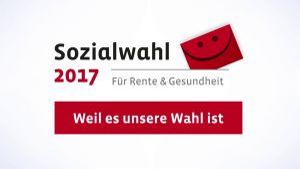"Kampagne: TV-Spot ""Mann"" Sozialwahl"