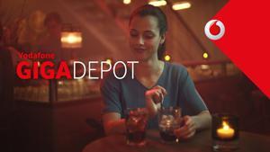 "Kampagne: Vodafone GigaDepot-Spot ""Cola"""