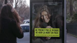Kampagne: La Securite Routiere d'Île-de-France || Road Safety In Paris and its area