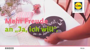 Kampagne: Lidl: Mehr Freude für alle (Casefilm)