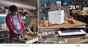 "Kampagne: Lidl ""Mehr Freude am perfekten Mix"" 2017"