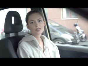 Kampagne: Sixt: Amrei Haardt