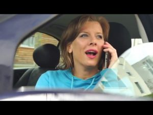 Kampagne: Sixt: Eva Habermann