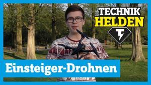 Kampagne: Einsteiger-Drohnen - Überblick & Praxistest | Technikhelden von Conrad