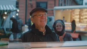 Kampagne: Fischhändler Aal-Martin präsentiert: der Immobilienmarkt der Volksbanken Raiffeisenbanken