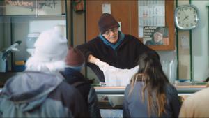 Kampagne: Fischhändler Aal-Martin präsentiert: Geld senden/anfordern