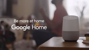 Kampagne: Google Home: Be more at home