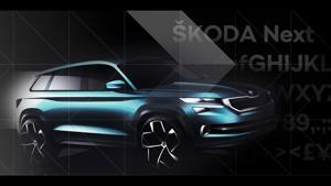 Kampagne: Škoda Next