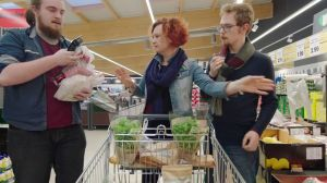Kampagne: Lidl: Trolley-Cam O'Connor Family