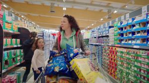 Kampagne: Lidl: Trolley-Cam The Smyths