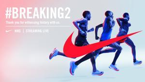 Kampagne: Nike Breaking2: Livestream