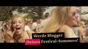Kampagne: Warsteiner: Werde Blogger Deines Festival-Sommers!
