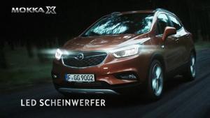 Kampagne: Opel Mokka X