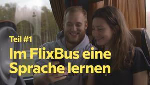 Kampagne: Babbel kooperiert mit Flixbus